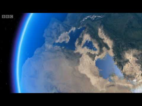 The evaporating Mediterranean Sea - BBC
