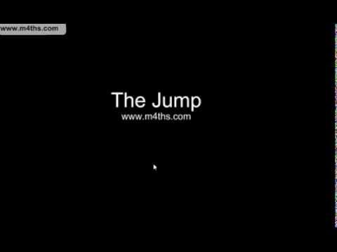 Start Here - Intro to 'The Jump' The Gap betwen GCSE and A level Maths