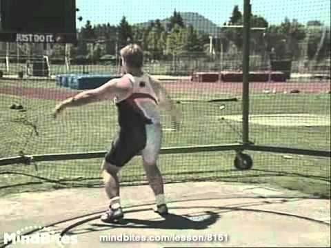 Track & Field: Coaching & Technique - the Hammer