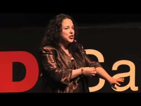 TEDxSanAntonio - Alicia Arenas - Recognizing Glass Children