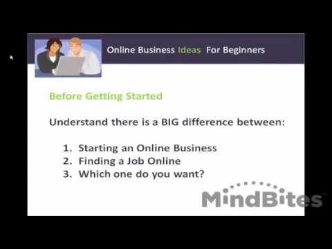 Starting an Online Business A Guide for Beginners