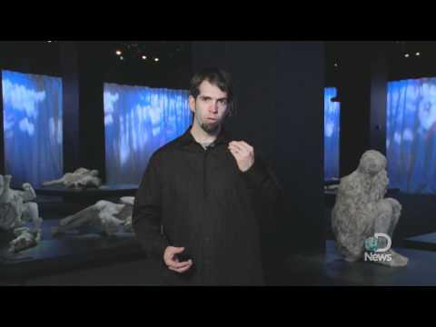 Pompeii Body Casts Invade New York