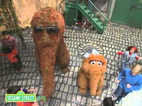 Sesame Street: Snuffy's Polka
