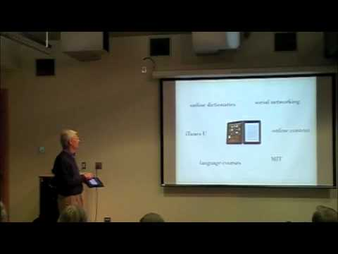Steve Kaufmann - Language Learning in the Age of the iPad - Part 2 of 6