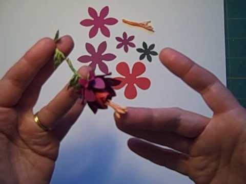 Paper Fuchsia Tutorial