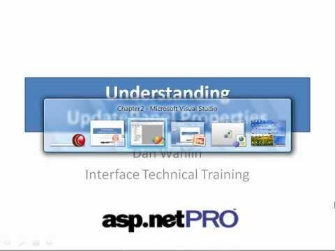 Working with ASP NET AJAX UpdatePanel Properties by Dan Wahlin.wmv