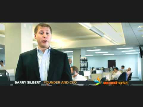 Technology Pioneer 2011 - Barry Silbert (Secondmarket)
