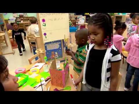 PBS KIDS Lab | Virtual Pre-K | Let's Measure: In the Classroom