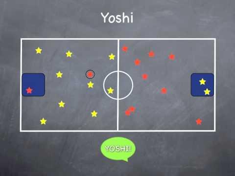 P.E. Games - Yoshi