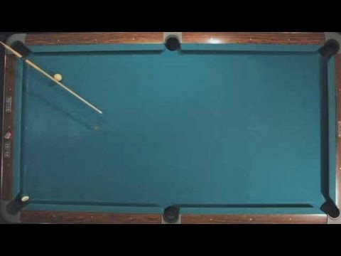 Pool Trick Shots / Fundamentals: Kicking 3-Rails