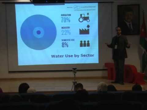 The Challenge of 1%: Rashed Al Nasa'a at TEDxRasAlEinSquare