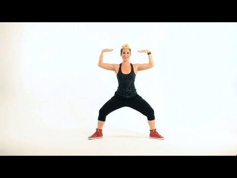 Tutting Squat Dance Move | Hip Hop Dance Workout