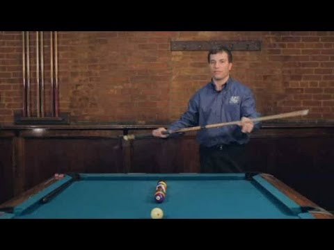 Pool Trick Shots / TV Shots: Easy Alternate