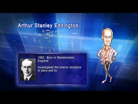 Top 100 Greatest Scientist in History For Kids(Preschool) - ARTHUR STANLEY EDDINGTON