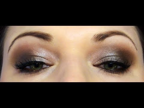 Simple Glam Daytime Look (UD Naked Palette) + Review