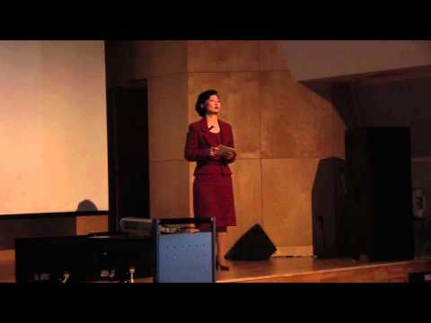 TEDxSinchonChange - Kim, Soo-kyung - Uplifting the 3rd world by music