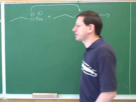Organic chemistry: Ethers (1)