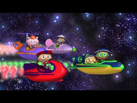 SUPER WHY! School Adventures Week | Coming to PBS KIDS October 8th
