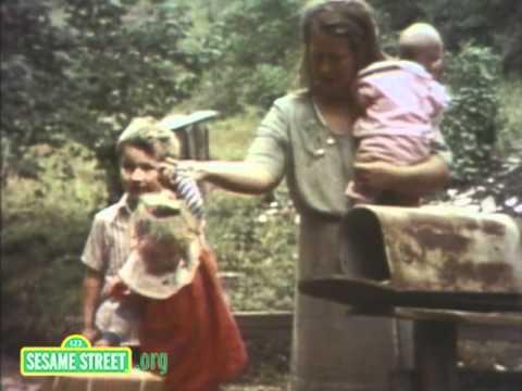 Sesame Street: Mailman in Appalachia
