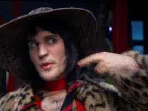 Vince's costumes - The Mighty Boosh - BBC comedy