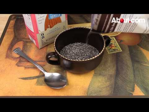 Quick Tip: How to Use Chia Seeds