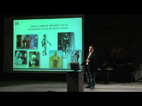 TEDxLakeComo - Giorgio Metta - on anthropomorphic learning robots