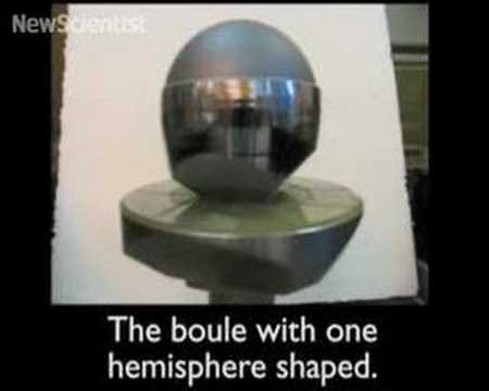 Roundest objects in the world created