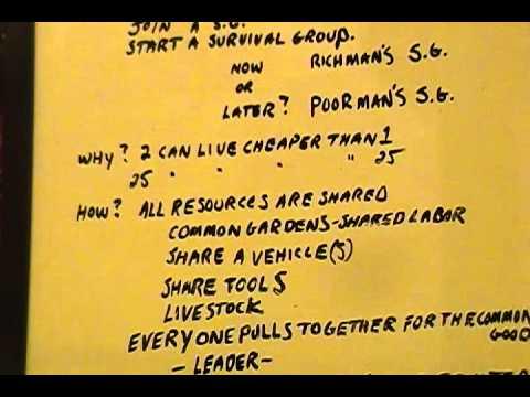 Survival: Poor Mans Survival Group