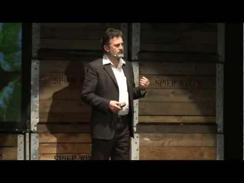 TEDxStellenbosch - Cormac Cullinan - The Symbiotic City