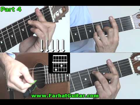 This boy  -The Beatles Part 4 guitar lesson www.FarhatGuitar.com