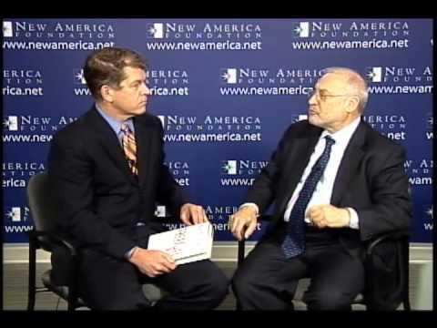 Steve Clemons Interviews Joseph Stiglitz 1-20-10