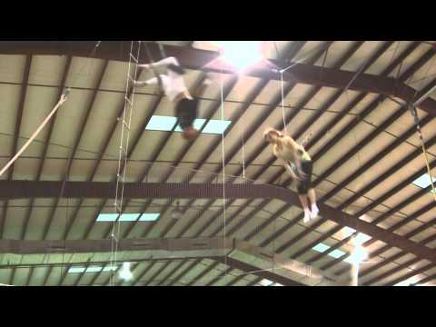 Trapeze & Circus Arts, Fun Fitness Workout: Trapeze Austin Class