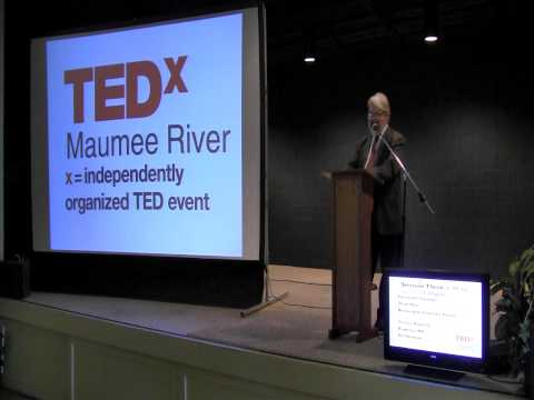 TEDxMaumeRiver - Ed Heilman - World Religions at the Crossroads