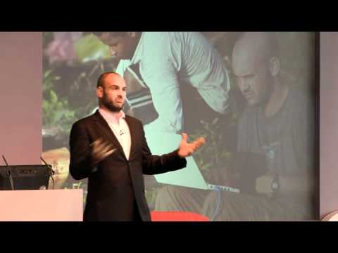 TEDxSalford - Ed Stafford - Walking the Amazon