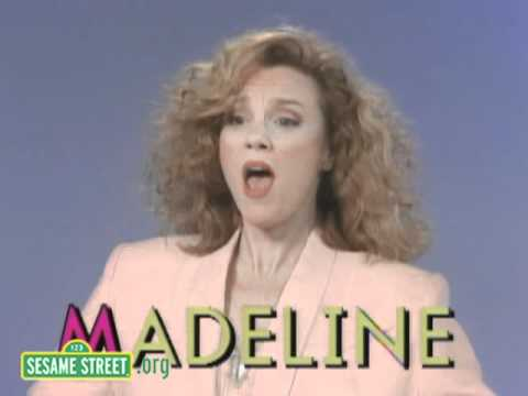 Sesame Street: M Is for Madeline