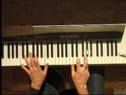 Piano Lesson - Boogie Woogie Piano (Part 2 of 3)