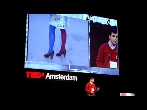 TEDxAmsterdam - Fernando de Oliveira Gil - 11/30/2010