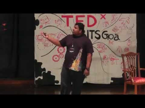 TEDxBITSGoa - Roycin D'Souza - A passion for photography