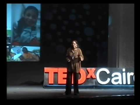 TEDxCairo - Erma Manoncout - Learning To Walk On Shifting Sand