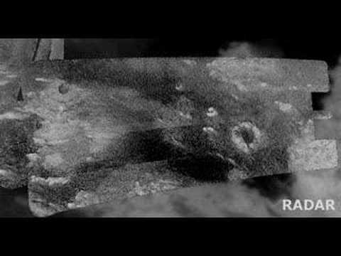 Titan- Radar & Imaging Science Subsystem