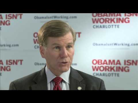 Va. Gov. Bob McDonnell: President Obama 'Didn't Create the Problem, He's Just Made It Worse'
