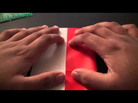 Origami Daily - 078: Santa Clause In A Heart - TCGames [HD]