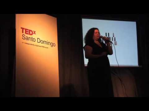 TEDxSantoDomingoEd - Angie Diaz - Community engagement in social work