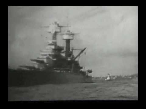 Pacific Armada 1932 Newsreel