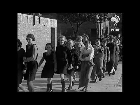Nazi's War On Children [HD] (1940)