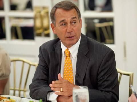 Rep. Boehner: USDA's Sherrod Firing a 'Rash Decision'