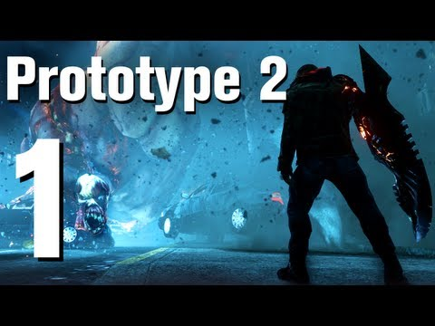 Prototype 2 Walkthrough Part 1 - Prototype Recap [No Commentary / HD / Xbox 360]