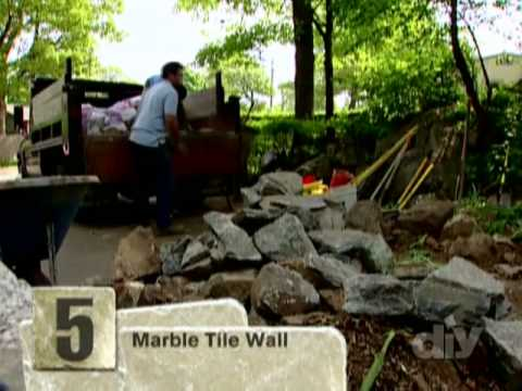Top 10 Walls-DIY