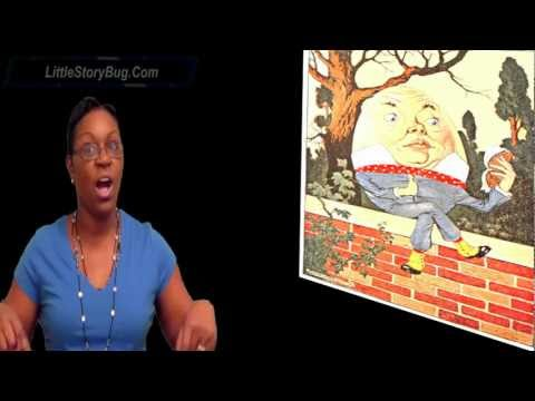 Preschool song - Humpty Dumpty - Littlestorybug