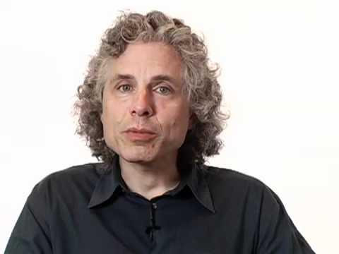 Steven Pinker on Human Evolution